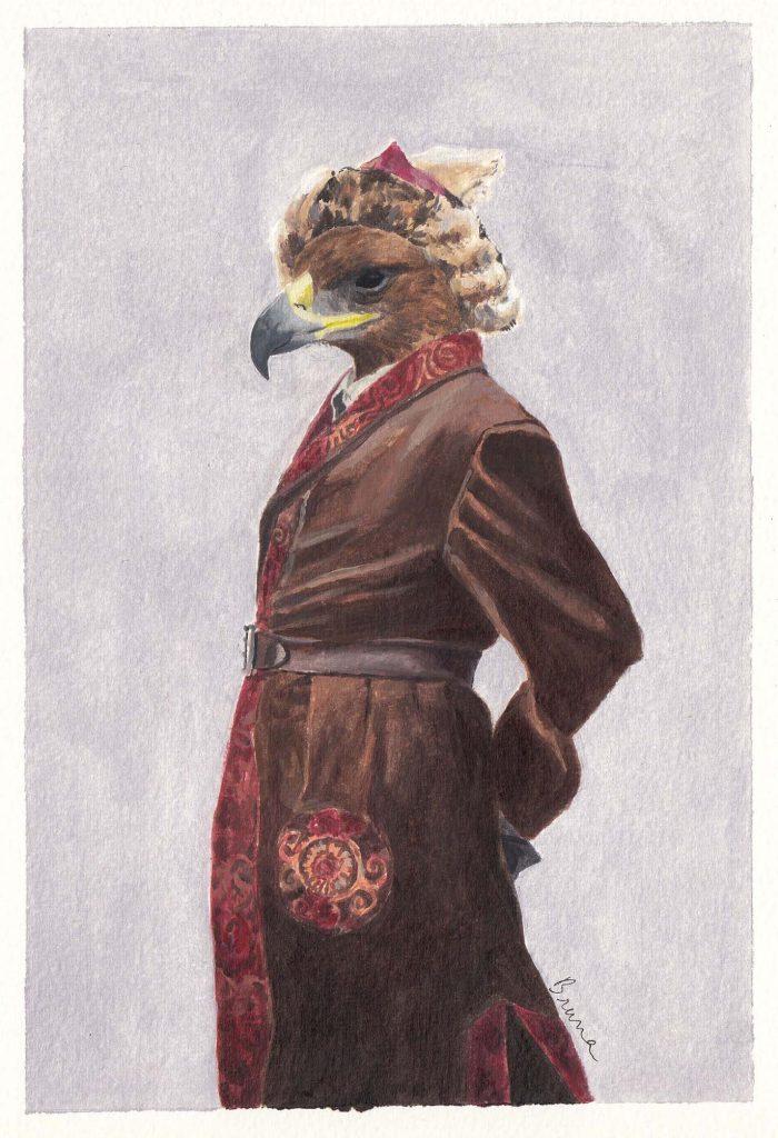 Mongolia-àguila